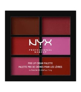 Pro Lip Cream Palette / The Plums -